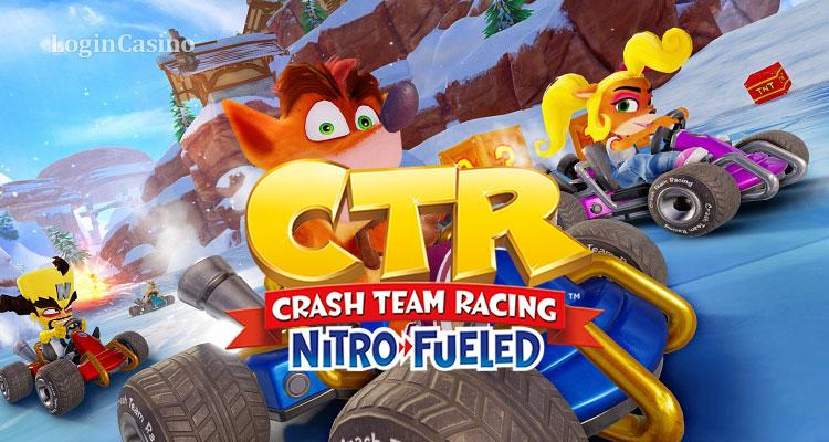 Crash Team Racing: Nitro Fueled – превью