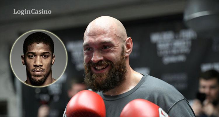 Фьюри не может определиться насчет Джошуа: легендарный боксер сделал прогноз на реванш
