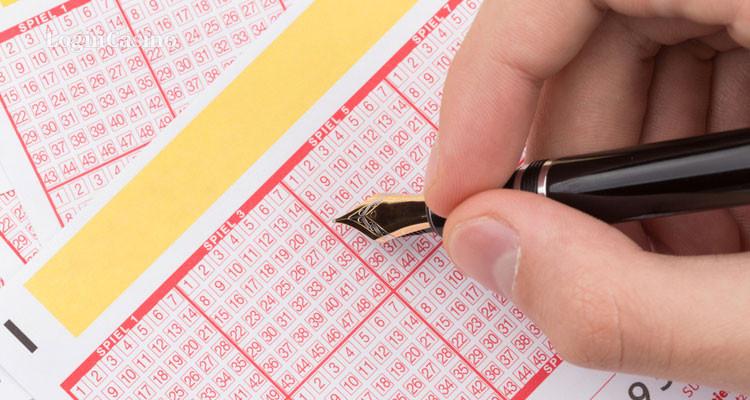 джекпот национальной лотерее