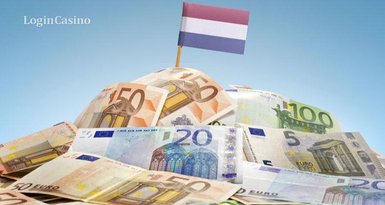 Доход от азартных игр в Нидерландах за 2018-й год превысил €2 млрд
