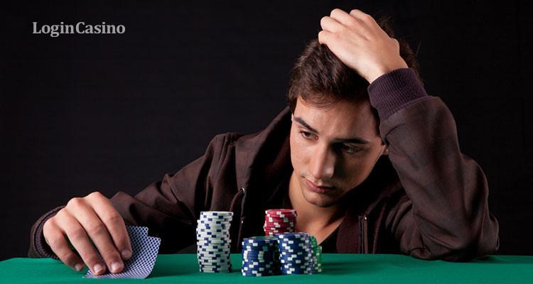 Проигрыш в казино какой в англии играют в карты