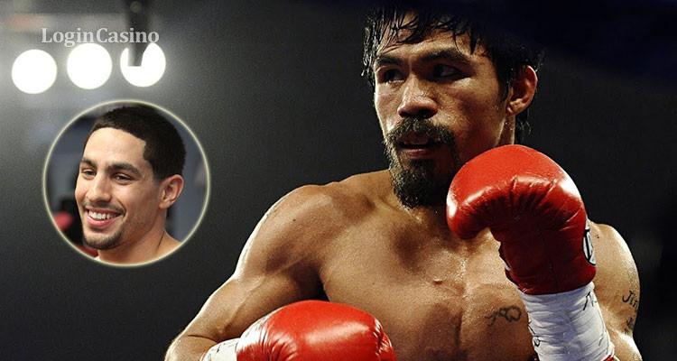 Мэнни Пакьяо не собирается останавливаться, Гарсия готов принять бой