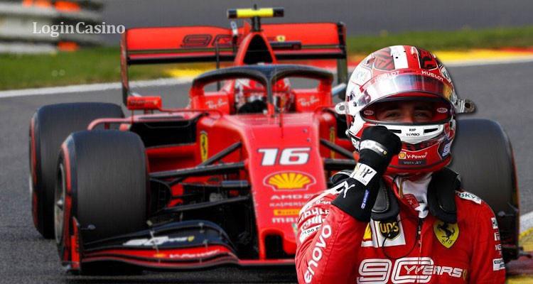 Худшая гонка в жизни Шарля Леклера обернулась для него первой победой в «Формуле-1»: итоги бельгийского Гран-при