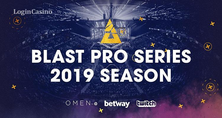 BLAST Pro Series: Moscow 2019
