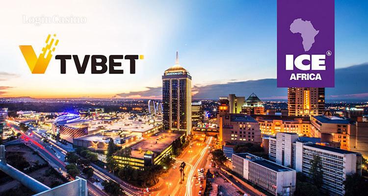 TVBET будет впервые представлен на ICE Africa 2019