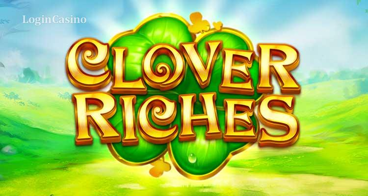 Clover Riches от Playson: детали о видеоигре