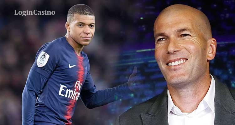 Ради мечты Зидана «Реал» готов выложить €400 млн за 20-летнего футболиста