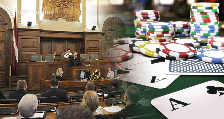 Латвийские самоуправления будут получать только 5% от налога на азартные игры