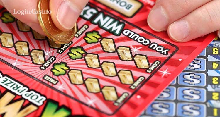 Британская национальная лотерея увеличила объемы продаж за полугодие