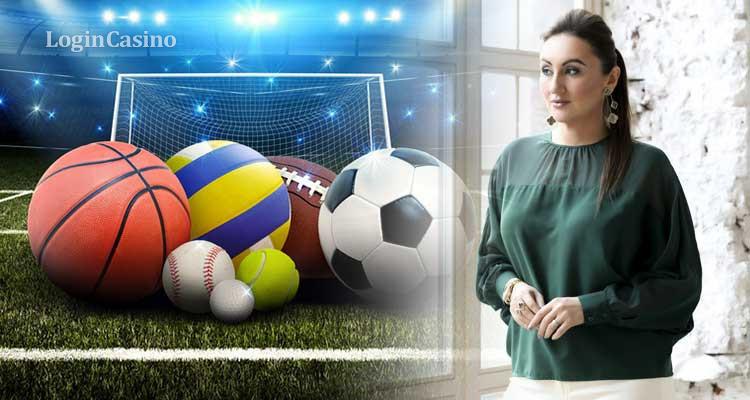 Дарина Денисова о роли букмекеров в поддержке спорта