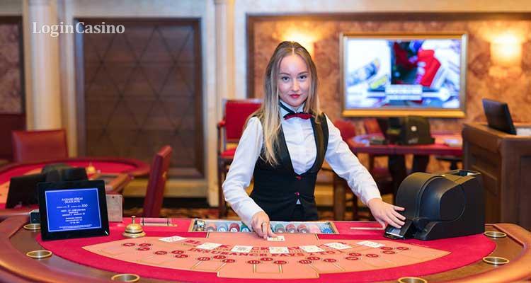 особенности охраны казино