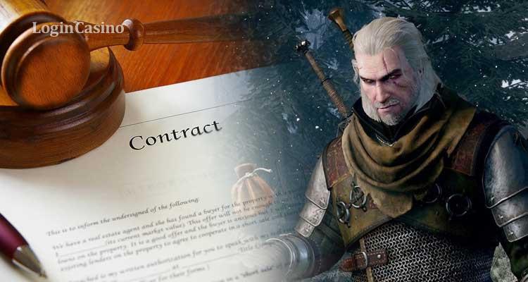 CD Projekt RED Сапковский: подписан новый контракт
