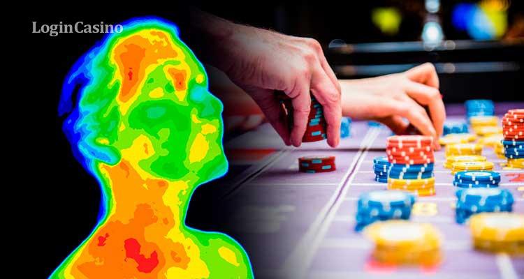 В игорных заведениях Макао начнут измерять температуру посетителей