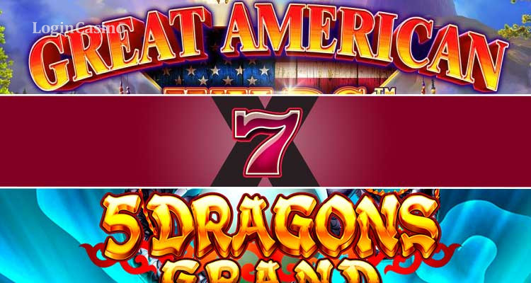 Great American Wilds, 7X Seven Times Pay и 5 Dragons Grand: обзор игр
