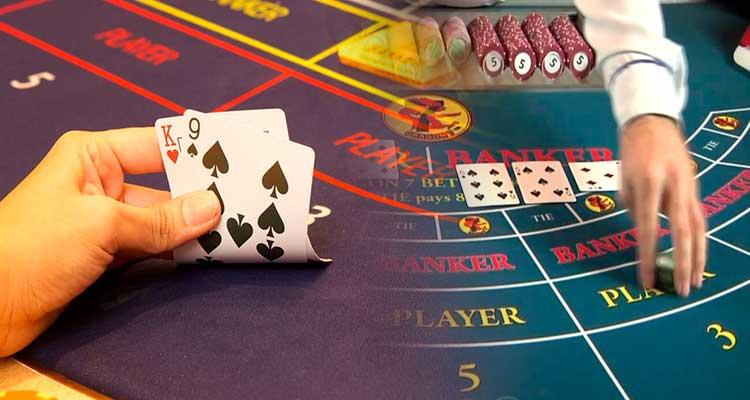 Как играть в баккара на картах казино бадена швейцария