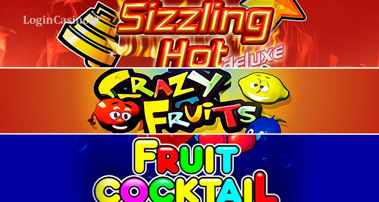 Игровые автоматы фрукты на 20 линий игры карты в пьяница играть онлайн