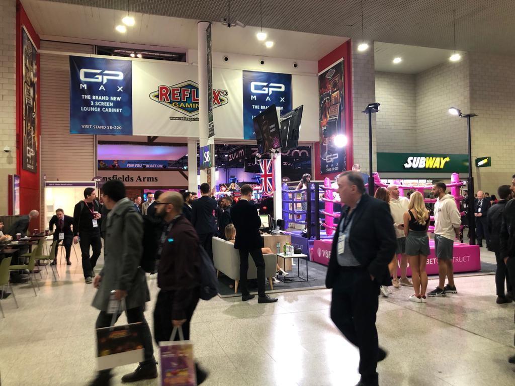 ICE London 2020: репортаж с места событий-67325-0173