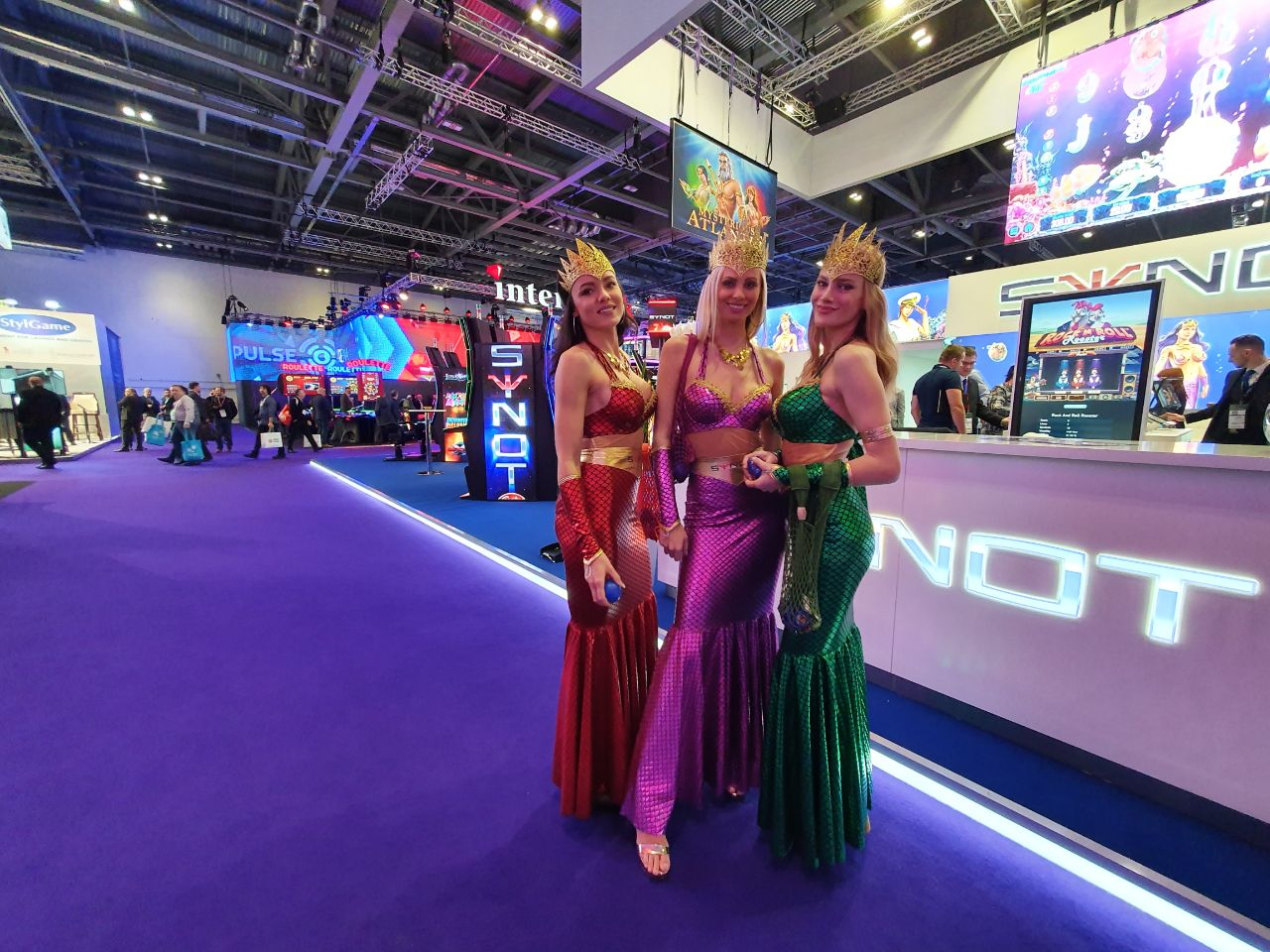 ICE London 2020: репортаж с места событий-67325-0147