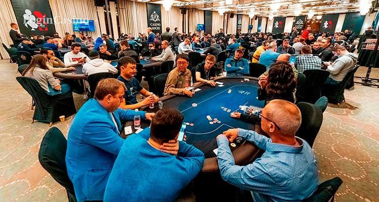 Мировой покерный саммит пройдет в игорной зоне «Красная Поляна»