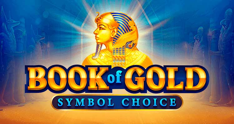 Book of Gold: Symbol Choice – слоты «Книги» от Playson