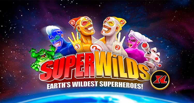 Слоты «комиксы»: Super Wilds XL от Genesis Gaming