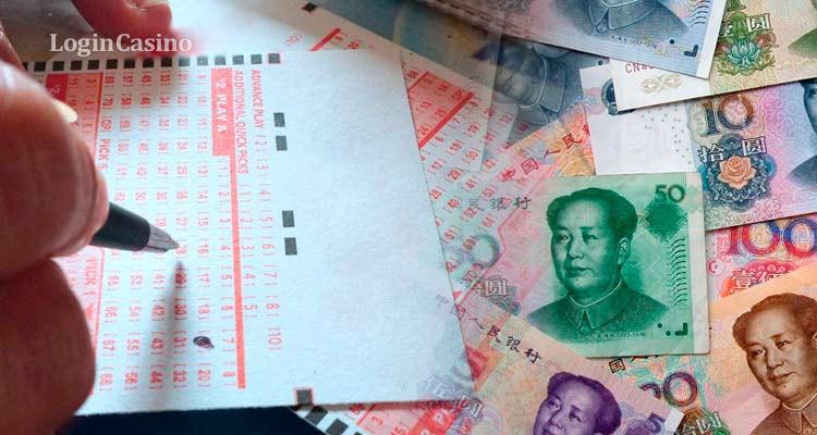 Из-за вспышки коронавируса в Китае упали продажи лотерейных билетов