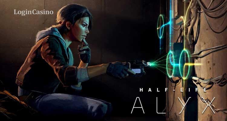 Half-Life: Alyx: видео геймплея и подробности