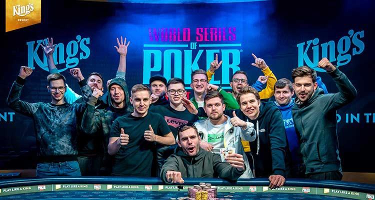 украинские профессиональные игроки в покер