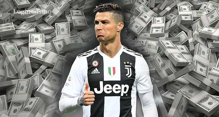 Сколько получит денег криштиано роналдо в реал мадриде