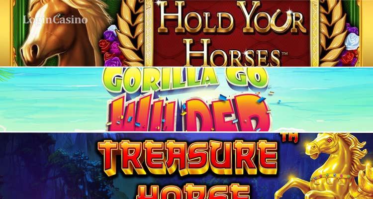 Лошади игровые автоматы онлайн казино на реальные деньги на андроид скачать