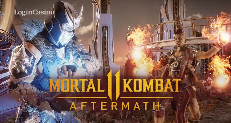 Mortal Kombat 11: Aftermath – анонс дополнения
