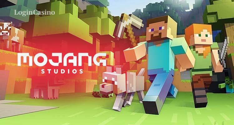 Mojang: авторы Minecraft сменили название и обнародовали новый логотип