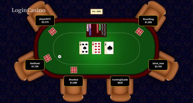 Популярность онлайн-покера в США не восполнила финансовые потери наземного сегмента