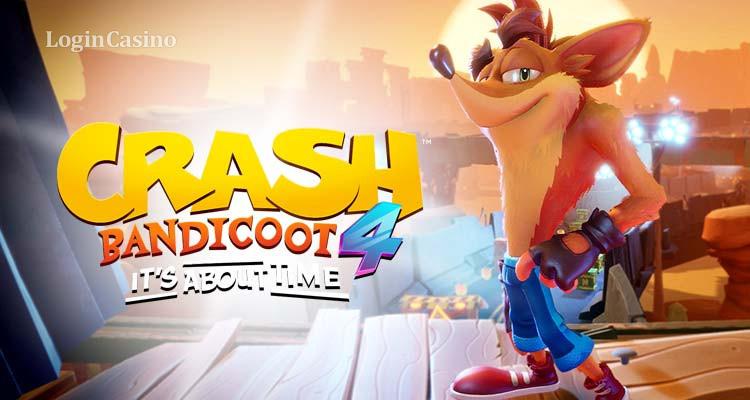 Выходит новый Crash Bandicoot 4: поменялись персонажи и сюжет