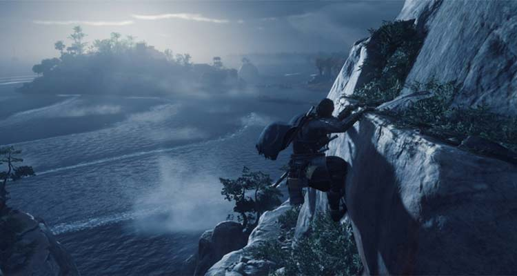 ghost of tsushima ps4 обзор