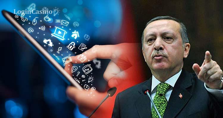 Заблокировать сайты соцсетей или снизить трафик до 10%: новый проект закона в Турции