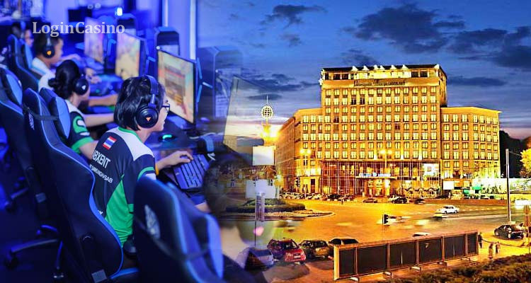 Арена для 10 тысяч зрителей и первый киберотель: уникальный проект в Украине