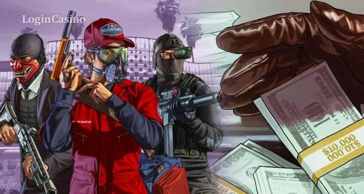 Разработчик игрового софта направит выручку от GTA Online и RDR Online на борьбу с последствиями COVID-19