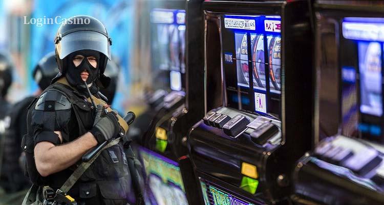 Обзор ситуации с раскрытием подпольных казино России в сентябре