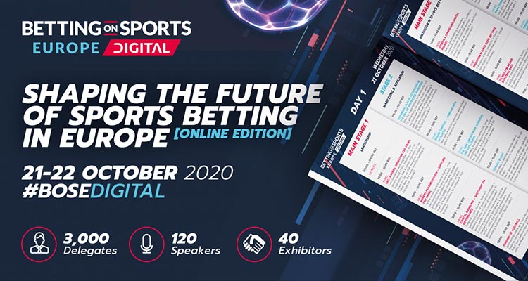 Betting on Sports Europe Digital