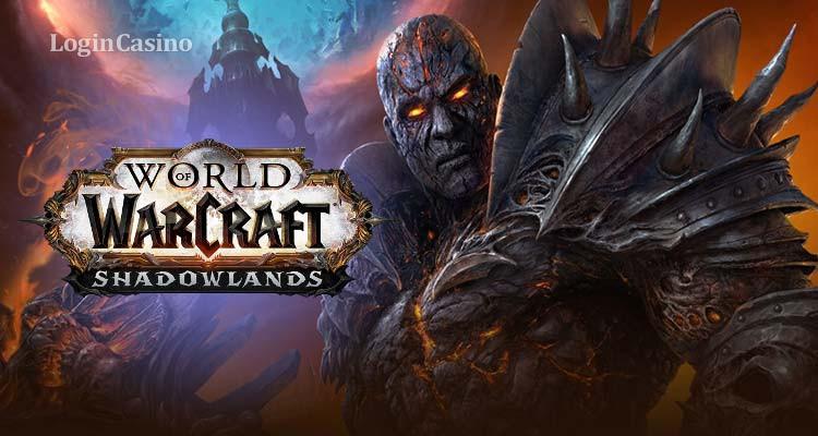 World of Warcraft: Shadowlands: дата релиза сместилась к концу года
