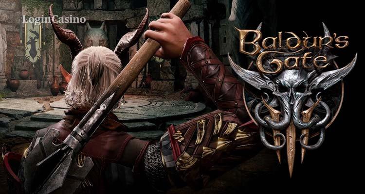 Игра Baldur's Gate 3: вышел новый трейлер