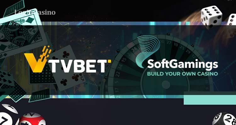 Провайдер лайв-игр TVBET объявил о сотрудничестве с SoftGamings