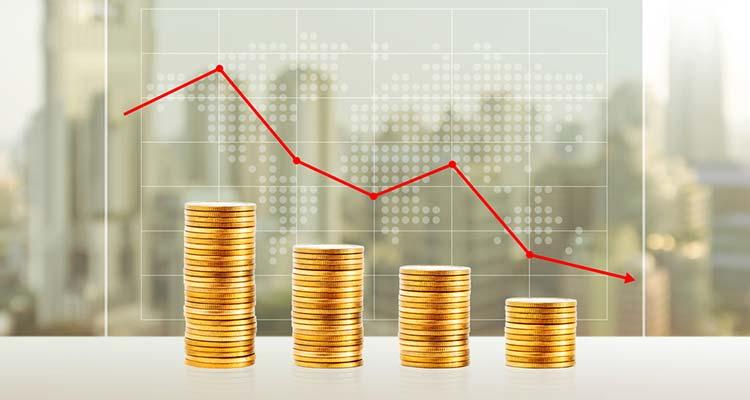 падение доходов оператора во второй половине лета достигло 97%