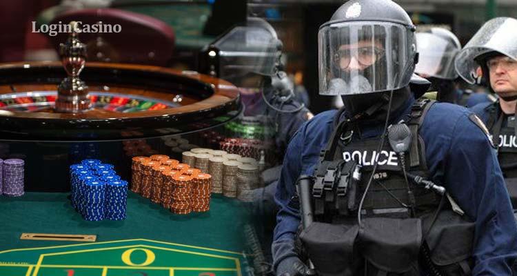Полиция Канады назвала причины роста количества подпольных казино