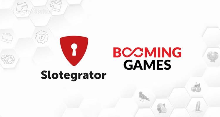 Компания Booming Games, новый партнер Slotegrator