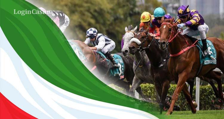 Италия обсуждает налог на конные скачки