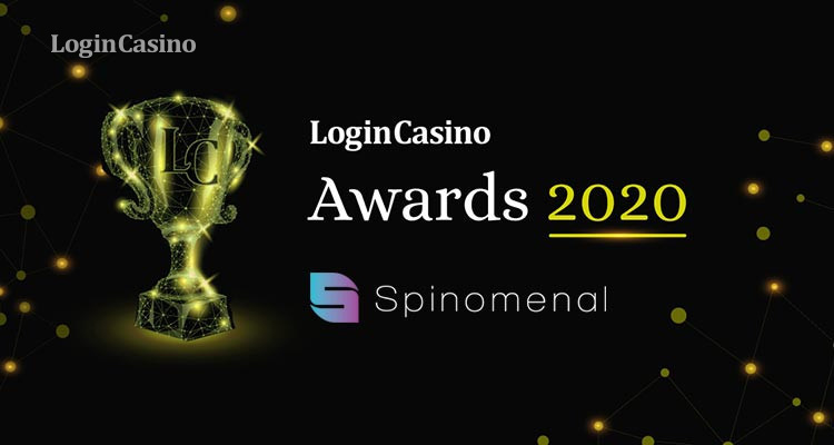 Самый быстрорастущий бренд игровых автоматов Spinomenal – номинант Login Casino Awards 2020