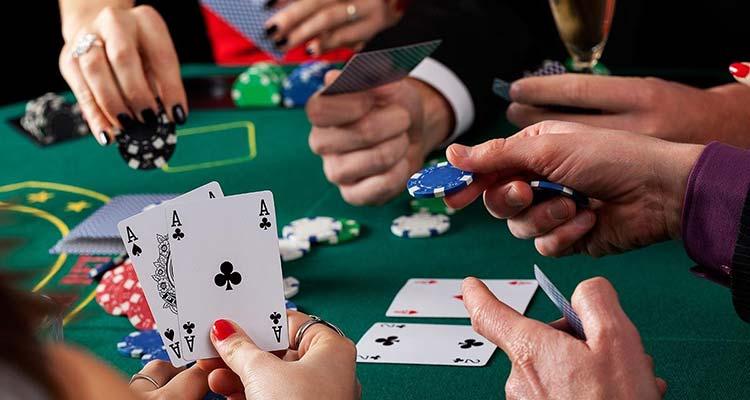 Покер – игра, основанная на мастерстве или на удаче?