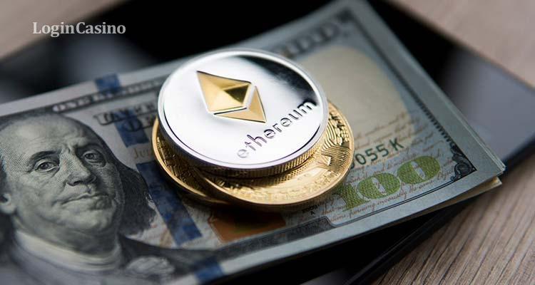 ETH составил 23,6% всей торгуемой криптовалюты в мире